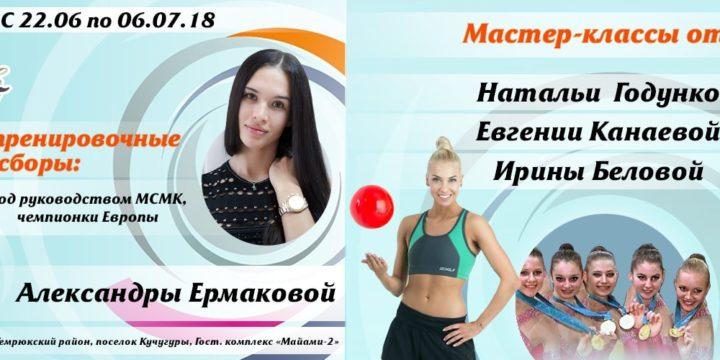 Учебно-тренировочные сборы в Анапе